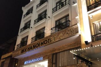 Bán khách sạn 10 tầng, diện tích 250m, mặt phố Gia Ngư, Hoàn Kiếm, Hà Nội