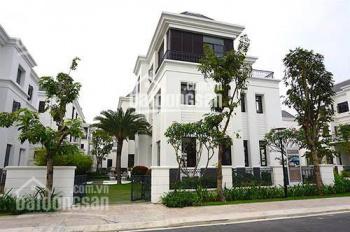 Cần bán villa đơn lập Vinhomes Central Park, 320m2, 1 trệt, 3 lầu, CK thuê 6%/năm LH 0931 34 12 27