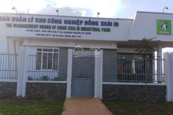 Cho thuê khu công nghiệp giá tốt tại Đồng Xoài, Bình Phước