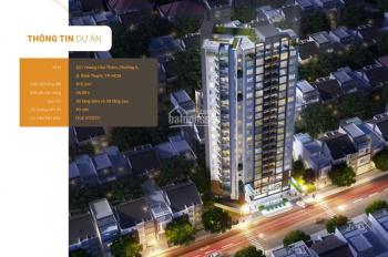 Chuyển nhượng căn 1PN 2PN căn hộ The Penta, Hoàng Hoa Thám, Bình Thạnh. LH 0907892577