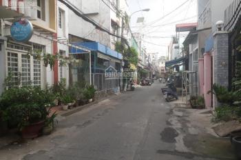 Bán gấp nhà MTNB gần Gò Dầu, 4.6x9.5m, 2.5 tấm, kinh doanh buôn bán nhỏ gần ngã 4 Gò Dầu, Tân Quý