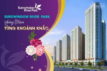 Cần bán căn hộ 2 ngủ 2WC, 67m2 còn lại duy nhất ở dự án Eurowindow River Park