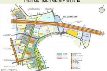 Chung cư VinCity (dự án của VinHomes, VinGroup)