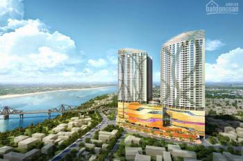 Chính chủ bán căn hộ Riverside 1801 tháp B 79 phố Thanh Đàm, Hoàng Mai, Hà Nội. Căn góc