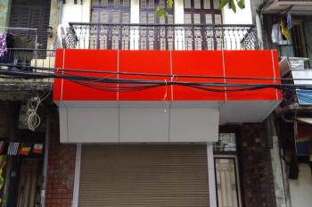 Cho thuê nhà gần Ô Quan Chưởng mặt đường phố Đào Duy Từ, Hàng Buồm, LH 0983181353