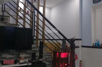 Cần bán căn 1 trệt 1 lầu Thạnh Lộc 19 chợ Cầu Đồng, Q12