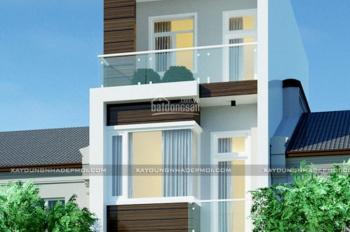 Nhà bán đường Nguyễn Quý Yêm, P. An Lạc, Q. Bình Tân 4x12.5m, 2 lầu, đường 8m, 3,9 tỷ - 0915261263