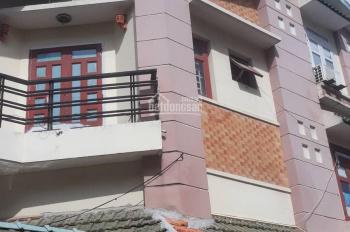 Cho thuê nhà nguyên căn hẻm 8m 1 sẹc đường Phạm Văn Bạch gần ngã 3 Cống Lở, P15, Q Tân Bình