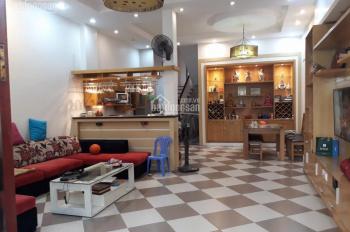 Chỉ 5 tỷ sở hữu nhà đẹp mặt phố Nguyễn Đức Cảnh, quận Hoàng Mai, kinh doanh sầm uất, vỉa hè rộng