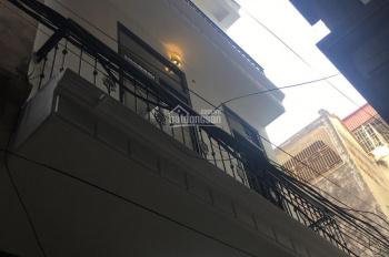 Nhà phân lô đường Đặng Xuân Bảng-Đại Kim-Hoàng Mai-SĐCC 35m2*4T tự xây, ngõ 4,5m thông, ô tô qua