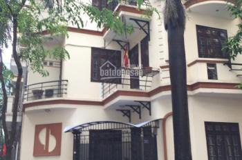 Cho thuê nhà liền kề Trung Yên 10, diện tích 80m2, 4 tầng, căn góc tiện làm văn phòng, spa