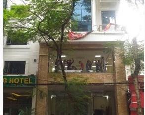 Lê Văn Thiêm mặt phố cho thuê 8m mặt tiền, DT 80m2, có thang máy và hầm xe (0976.075.019)
