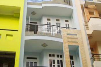 HXH 6m Nguyễn Thái Bình Q1, ngay chợ Bến Thành, 66m2, 3 lầu mới, ô tô vô nhà