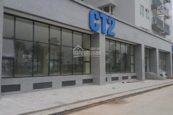 Cho thuê sàn thương mại làm showroom, nhà hàng ngân hàng Mỹ Đình, 0902131683