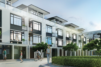 Nhà phố cách Vincity 3km, giá 40 - 42tr/m2, mặt tiền đường kinh doanh tốt, Huy 0931823296