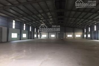 Bán kho xưởng xưởng DT 10.000m2  tại KCN Thạch Thất Quốc Oai, Hà Nội. Lh 0979 929 686
