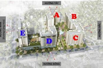 Bán căn hộ Cộng Hòa Garden Block D đã bàn giao- căn 2pn tầng cao view đẹp- giá gốc từ chủ đầu tư