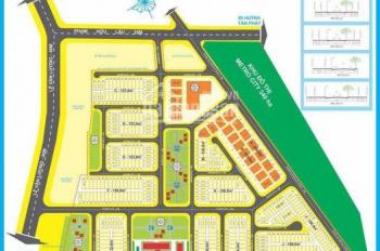 Cần bán nhanh lô đất dự án Thanh Nhựt, hướng Nam, vị trí đẹp, không vướng gì, giá 29 tr/m2