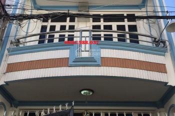 Bán nhà đẹp 1T 1 lầu 1 lửng SHR hẻm XH Vườn Điều, Phường Tân Quy, Quận 7, giá 3,6tỷ LH 0934.988.037