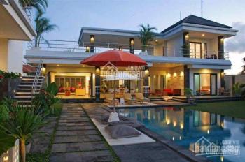Chủ đầu tư bán 4 căn biệt thự 320m2, 368m2, 621m2 và 668m2, view sông căn góc 78 tỷ, 0977771919