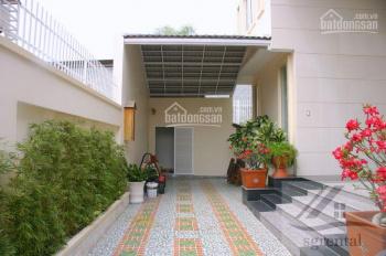 Cho thuê villa Thảo Điền 300m2, 1 trệt 2 lầu 5PN 4WC nội thất đầy đủ có hồ bơi giá 94tr (4000$)