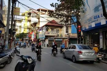 Mặt phố kinh doanh sầm uất Nguyễn Ngọc Nại, DT: 75m2 x 4 tầng, giá 15 tỷ