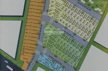 Bán 79 nền đất Đại Phú mặt tiền Trần Đại Nghĩa, Bình Chánh có sổ đỏ, giá 26tr/m2, 0937934496