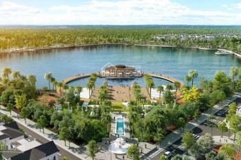 Bán biệt thự ven sông trong khu compound sân golf Long Thành TP Biên Hòa, chỉ 9.5tr/m2, đã có sổ