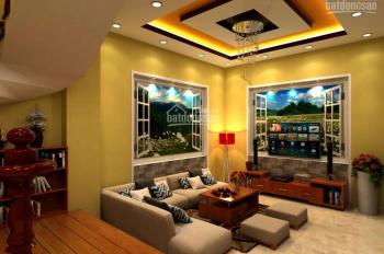 Nhà bán biệt thự kiến trúc đẹp QSDĐ 11 x 8m, 1 trệt 02 lầu, tặng bản vẽ 3D hoàn thiện