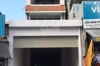 Bán nhà ngay chợ mặt tiền Bùi Văn Ba, Quận 7. DT: 4,05x32m trệt 3 lầu giá: 14 tỷ, LH: 0903 178 159