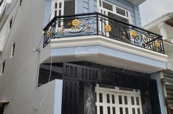 Bán nhà HXH diện tích 45m2 xây 3 lầu, sân thượng, 4 phòng ngủ đường Lương Văn Can, P15, Q8