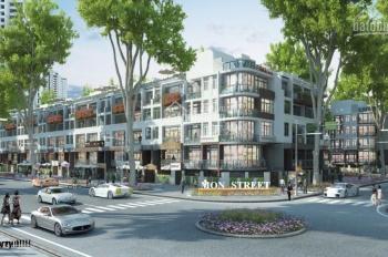 Liền kề Mon City Mỹ Đình mặt đường 17,5m, giá tốt nhất và nhiều ưu đãi từ chủ đầu tư. LH 0973627665