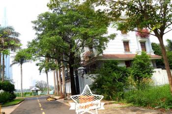 Bán nền biệt thự tuyệt đẹp khu compound River Mark Trần Não, Q2, đường rộng view sông giá 160tr/m2