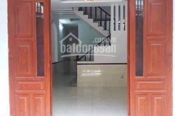Cho thuê căn nhà 1 trệt 2 lầu mặt tiền đường A3 khu dân cư 91B DT 4,5*20m, giá tốt