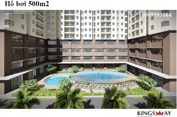Căn hộ Tân Phú, 1.1 tỷ cạnh Tân Phú-2PN, 2WC, ban công. Nhà mới