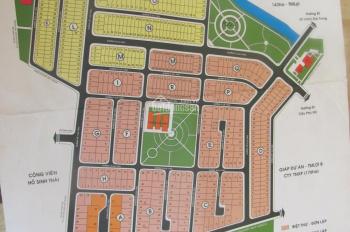Bán đất dự án Villa Thủ Thiêm, ngay UBND Quận 2 - (8x20m) giá 65tr/m2