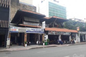 Bán nhà MT ngay Điện Biên Phủ, P. Đa Kao, Quận 1, DT: 20x20m (415m2), giá 70 tỷ chỉ 168 triệu/m2