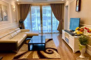 Cho thuê CH Home City tầng 18, tòa V3, 2 phòng ngủ, đủ nội thất đẹp 14 tr/tháng. LH 0918 441 990