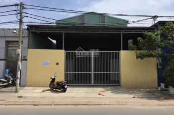 Trí BĐS, cho thuê kho xưởng gần Nguyễn Văn Cự, 800m2, đường lớn gần cao tốc, Quốc Lộ 1A, giá rẻ