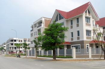 Cần bán lô biệt thự khu đô thị An Hưng, DT 306m2, đã xây thô hoàn thiện đẹp 3,5 tầng, LH 0987680099