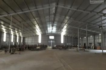 Cho thuê xưởng tại KCN Dĩnh Kế, Bắc Giang, DT: 800m2