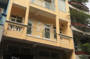 Nhà nằm sát bên ngã 3 Lữ Gia và Nguyễn Thị Nhỏ, nằm đối diện quán Đà Lạt Phố Q. 11 - ngang 5m