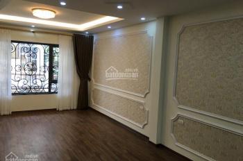 Bán nhà Chùa Hà, Dịch Vọng, Cầu Giấy 47 m2 x 5 tầng 2 mặt thoáng cực đẹp 6,1 tỷ, LH 0912290768