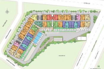 Cần bán căn 2PN 2WC dự án Moonlight Boulevard nhận nhà ở ngay, giá 2.550 tỷ. LH: 0917791947