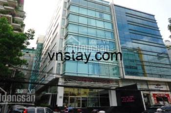 Văn phòng Alpha cho thuê đường Nguyễn Đình Chiểu, sảnh lễ tân đẹp, khu văn phòng thông thoáng