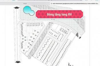 Bán nhanh 1 nền đất sổ đỏ 99m2 dự án Tăng Long River View, giá chỉ 32tr/m2, cam kết rẻ nhất khu vực