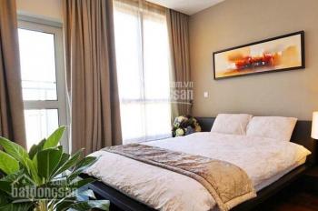 Cho thuê CHCC Tân Hoàng Minh, 36 Hoàng Cầu D'. Le Pont D'or, 125m2, 2PN, đủ đồ, giá 18 triệu/tháng