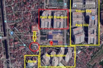 Cần bán nhà liền kề dự án đầu ngõ 13 Lĩnh Nam quy hoạch mở rộng 30m