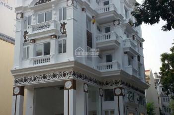 Cần bán khách sạn Phú Mỹ Hưng căn góc công viên DT 9x18,5m có 15PN, thang máy, XD 5 lầu giá 28,8 tỷ