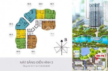 N01-T8 bán căn 93m3, 122m2, 136m2 tầng trung siêu đẹp, kí trực tiếp từ chủ đầu tư